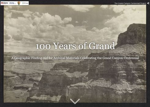 100 Years of Grand Story Map Cover